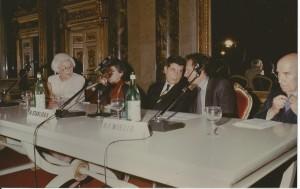 Incontro con Gianfranco Miglio, Mario Segni, Marcello Staglieno